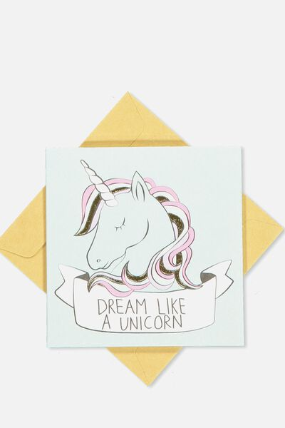 Gift Cards, UNICORN