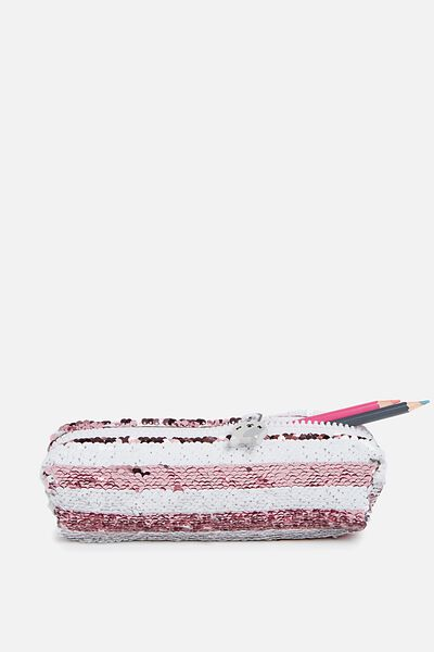 Sunny Buddy Sequin Pencil Case, AVA