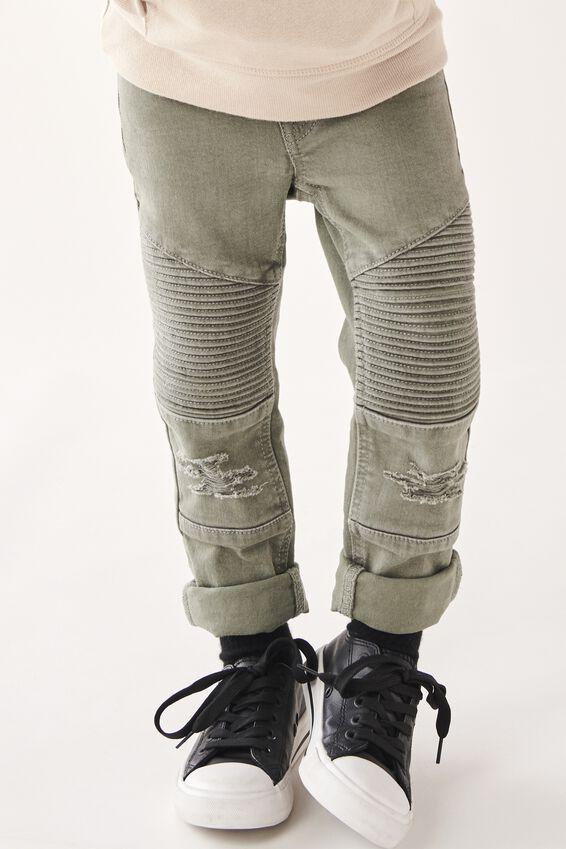 Moto Jean, SILVER SAGE