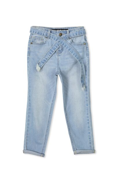 Nola Slouch Jean, BLUE #10