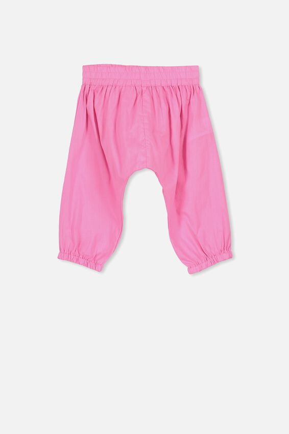 Phoebe Slouch Pant, WILD ORCHID PINK