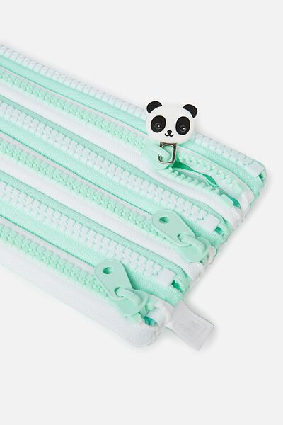 Sunny Buddy Zip Pencil Case, OLI