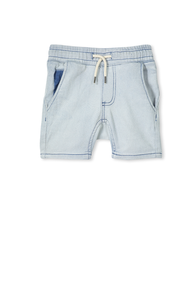 Jude Short, MID INDIGO WASH