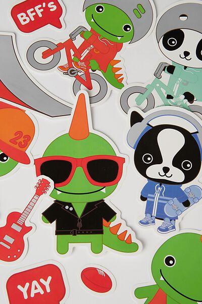 Sunny Buddy Wall Stickers, JACK
