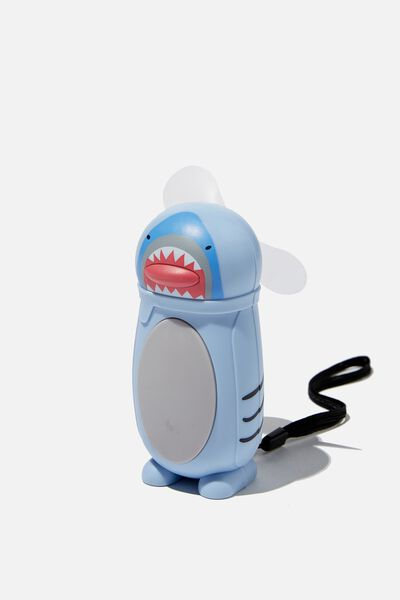 Novelty Fan, SHARK