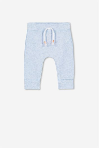 Mini Legging, BABY BLUE MARLE/CORD