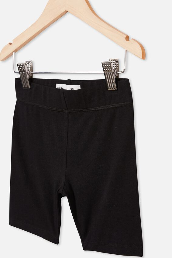 Hailey Bike Short, BLACK