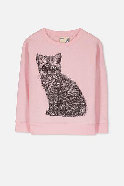 Sage Crew, PINK MAGNOLIA/KITTY CAT