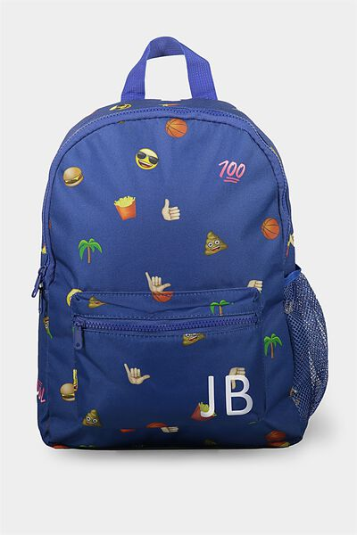 Emoji Personalised Backpack, EMOJI MIXED