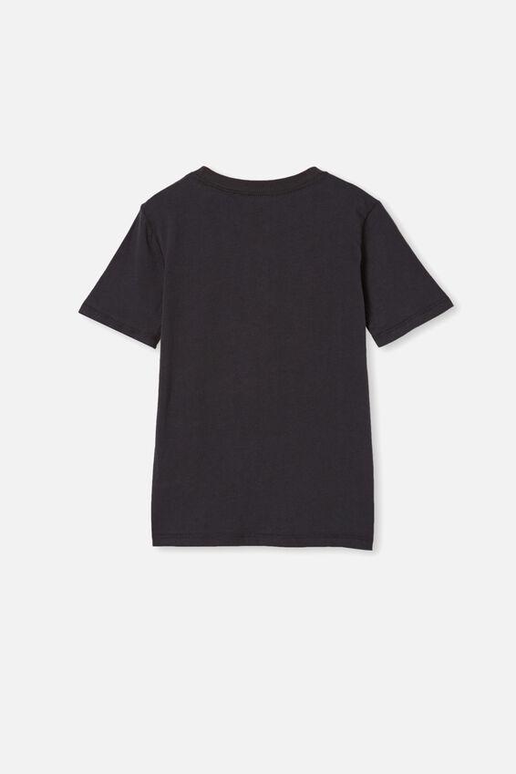 Max Skater Short Sleeve Tee, PHANTOM/ WILD TIMES