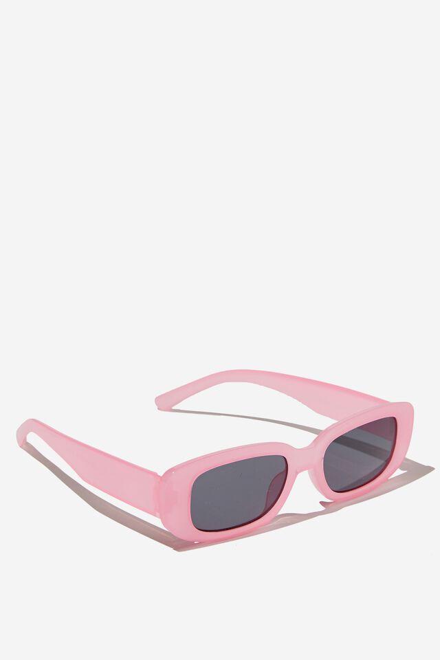 Kids Retro Sunglasses, CALI PINK