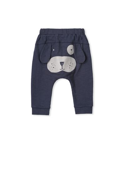 Mika Pants, FADED NAVY/DOG