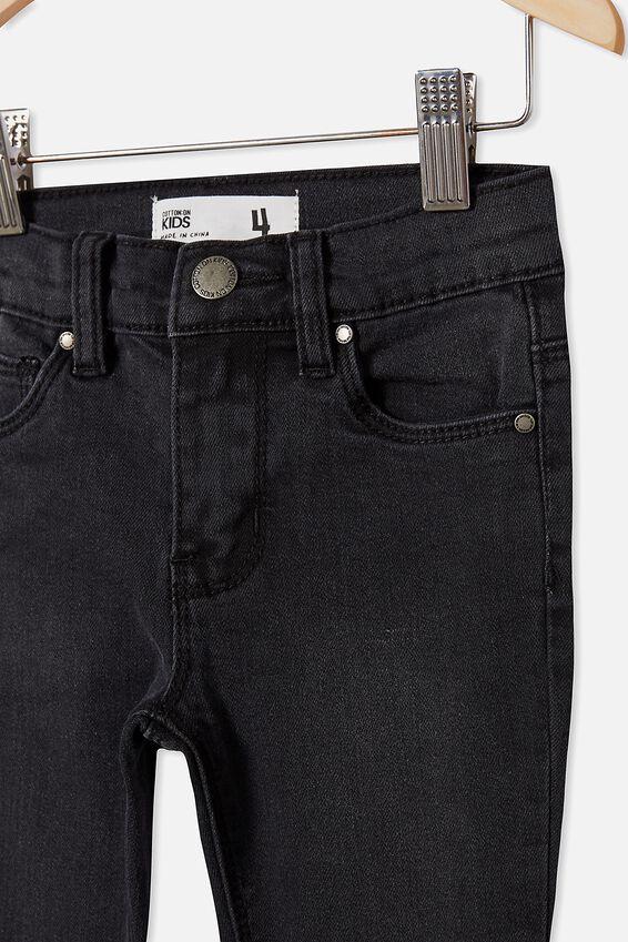 Drea Skinny Jean, BLACK WASH