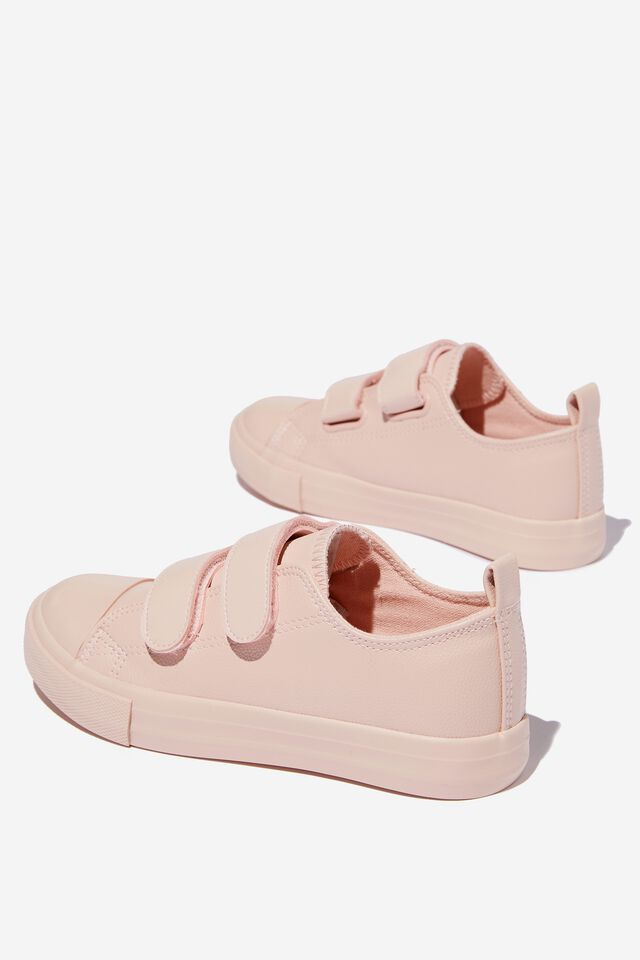 Classic Double Strap Trainer, PEACH WHIP