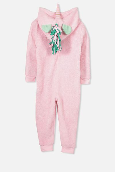 Girls Novelty All In One, SPECKLED UNICORN