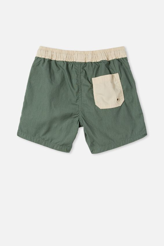 Volly Short, SWAG GREEN/RAINY DAY WB
