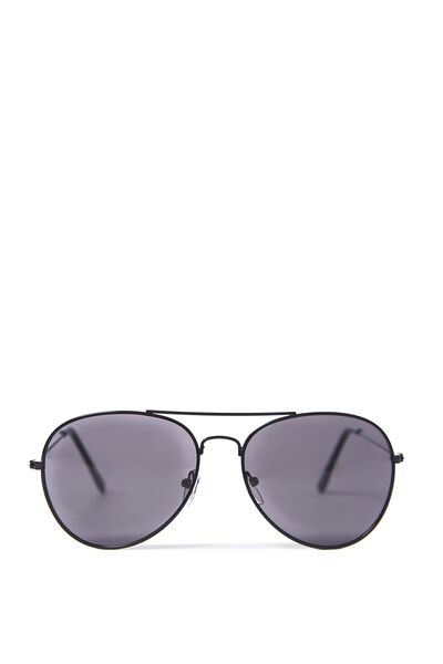 My Pilot Sunnies, BLACK