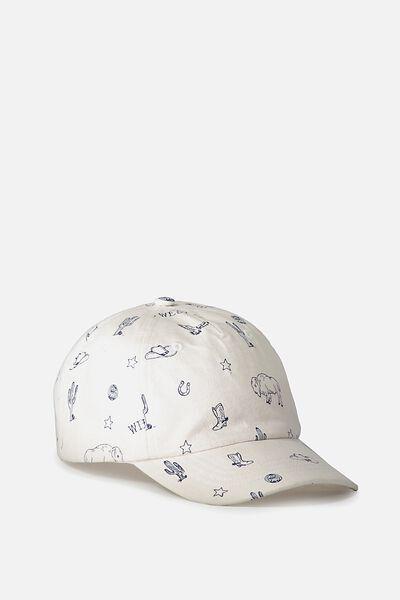 Baseball Cap, WILD WEST