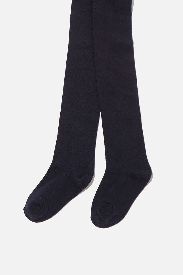 Solid Tights, SOLID NAVY