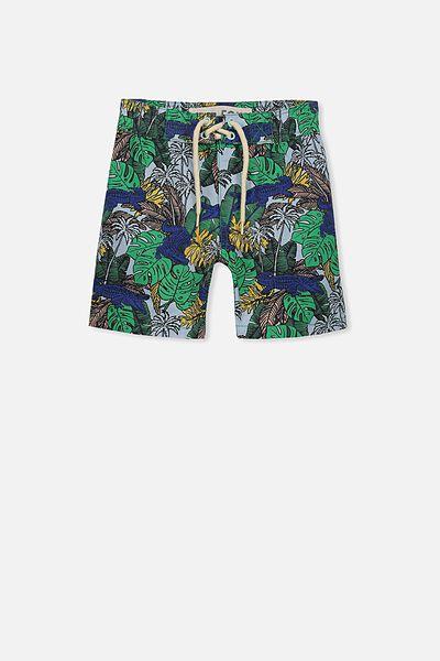 Chase Swim Short, ARCTIC BLUE/CROCS