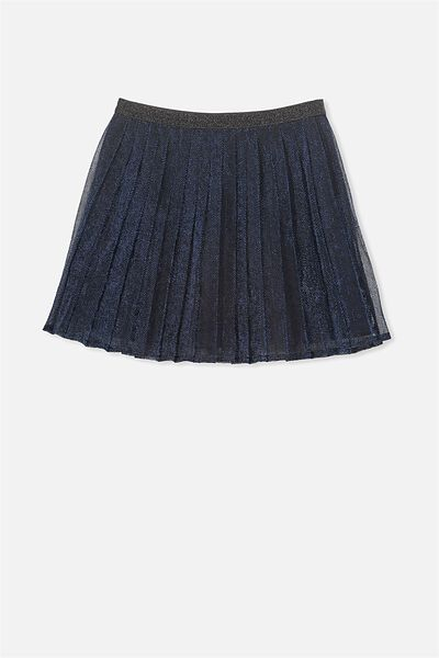 Mabel Skirt, PEACOAT SPARKLE