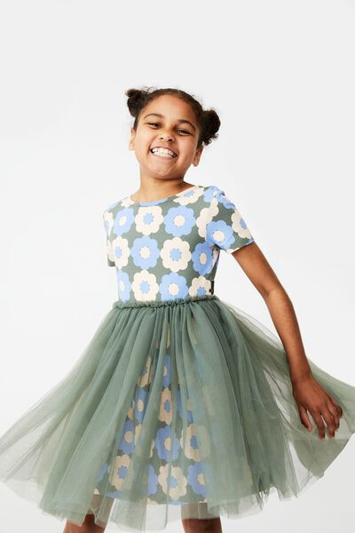 Sage & Clare Ivy Dress, LCN SAG AMANTE/SWAG GREEN