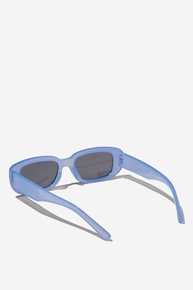Kids Retro Sunglasses, DUSK BLUE