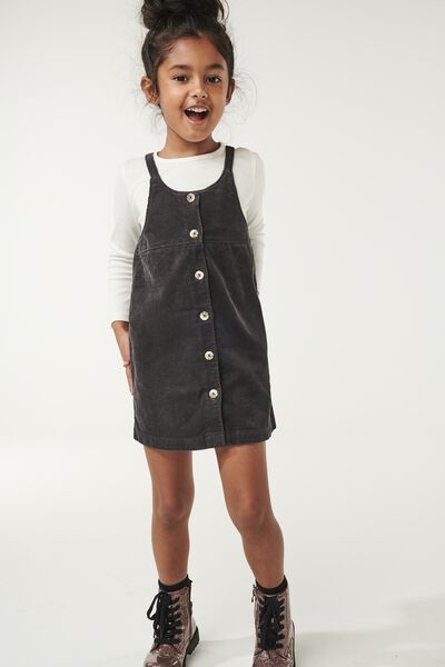 Willa Dress, GRAPHITE GREY