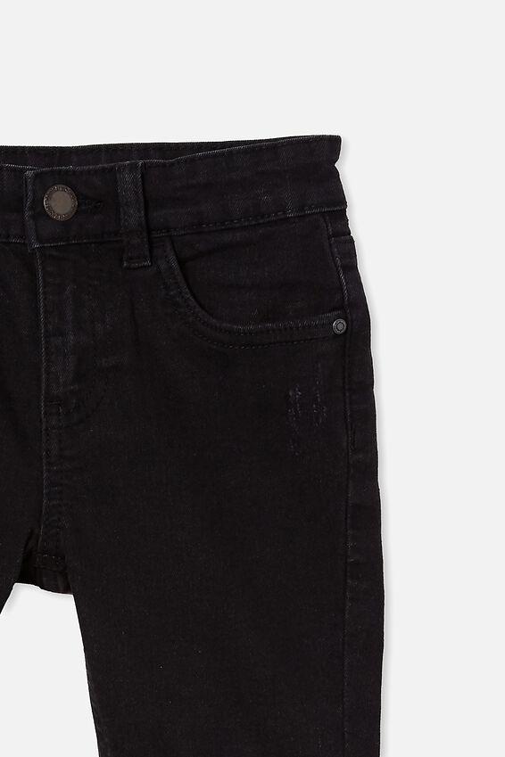 Slim Fit Short, BURLEIGH BLACK