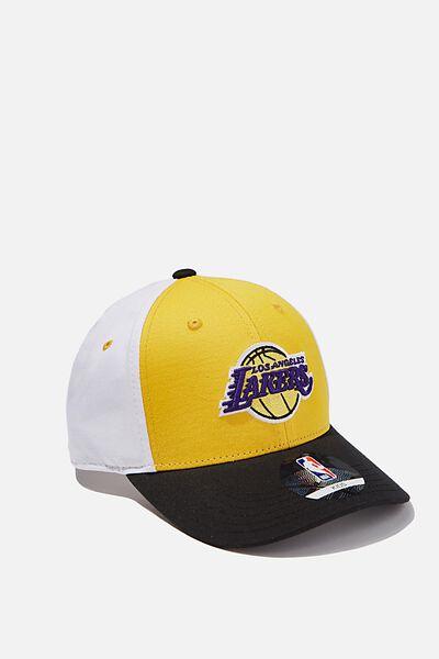 Licensed Baseball Cap, LCN NBA LA LAKERS