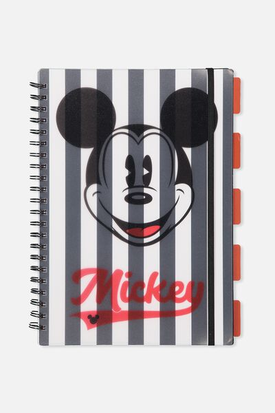 Kids A4 Project Book, LCN MICKEY