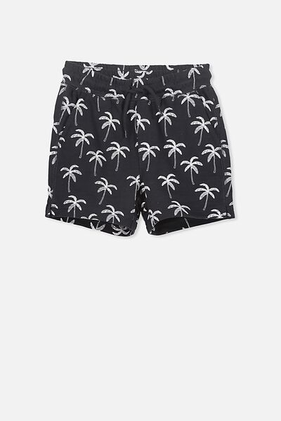 Henry Slouch Short, PHANTOM/PALM TREES