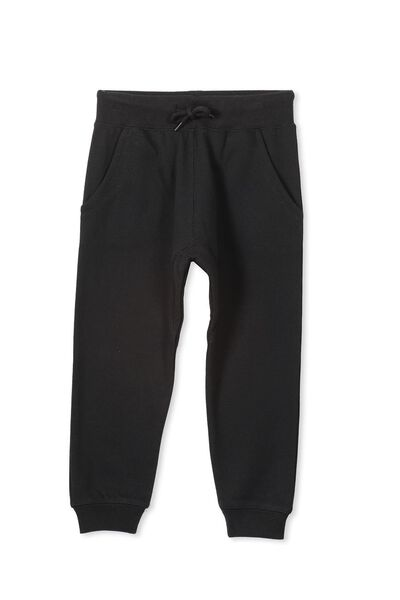 Luca Trackpant, BLACK