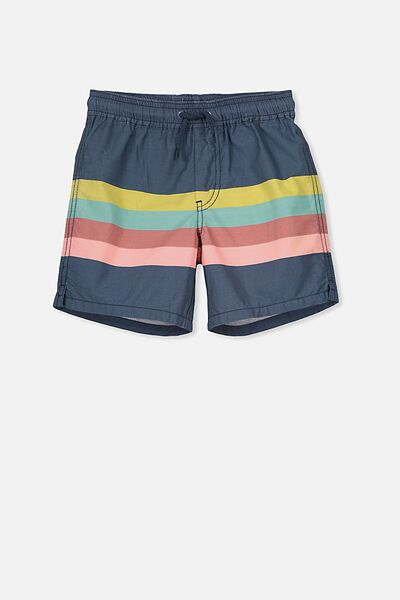 Volly Short, RETRO STRIPE