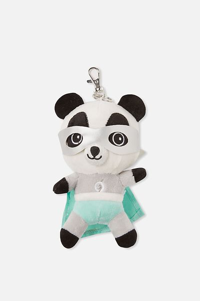 Sunny Buddy Dress Up Soft Keyring, OLI SUPERHERO