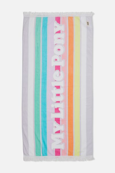 Kids Beach Towel, LCN MY LITTLE PONY