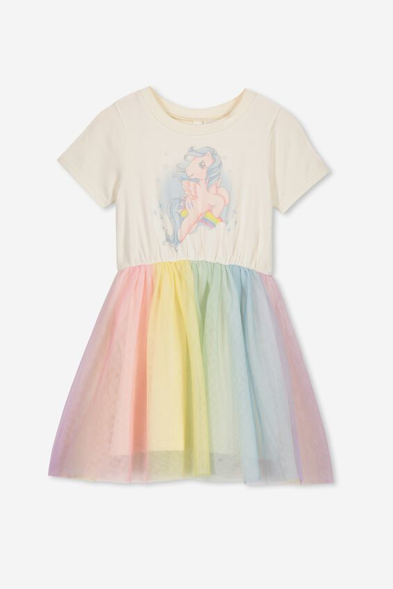 Vivienne Dress Up Dress, LCN HAS/RAINBOW/MY LITTLE PONY