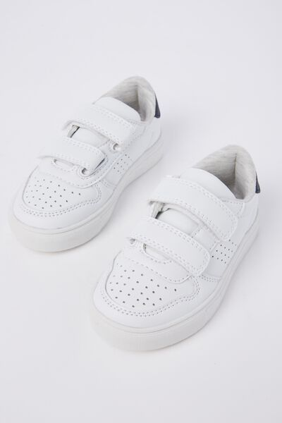 Mini Ryder Trainer, WHITE