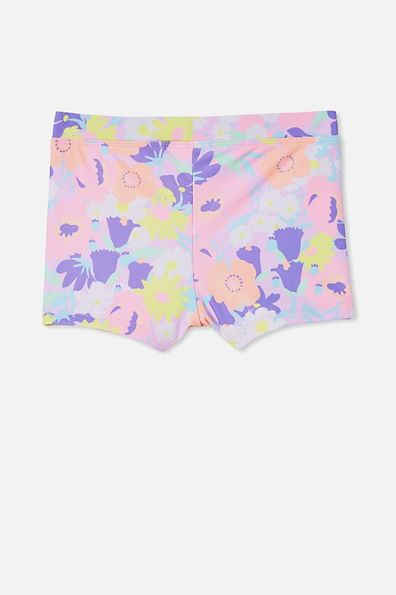 Shelley Boyleg, PALE VIOLET/BRIGHT FLORAL