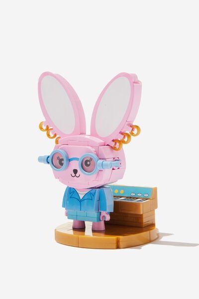 Sunny Buddy Blocks Character 200Pc, MIA ROCKSTAR