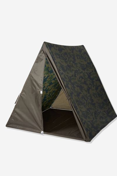 Kids Indoor Play Tent, CAMO