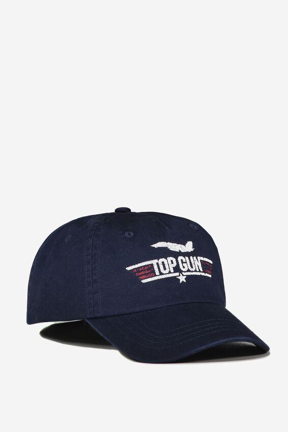 Licensed Baseball Cap, TOP GUN