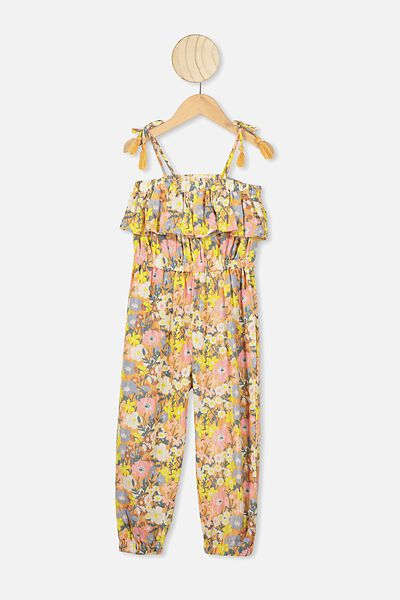 Pascal Jumpsuit, NTH MEADOW FLORAL