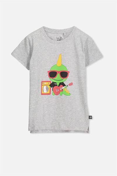 Sunny Buddy Ss T-Shirt, JACK/ROCKIN