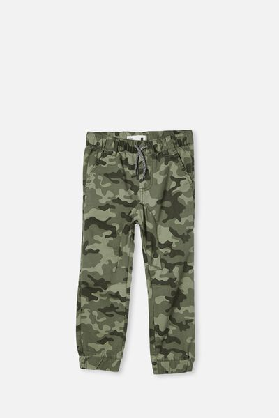 Logan Cuffed Pant, NEW CAMO