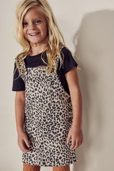 e8084b82abe7 Soleil Skirtall, ANIMAL PRINT. Cotton On Kids. Soleil Skirtall. $29.99. 3  colours available. Anya Sleeveless Dress ...