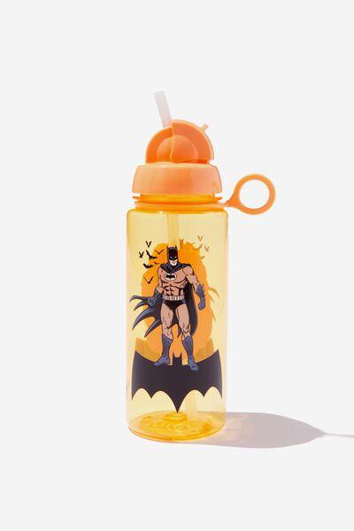 Spring Drink Bottle, LCN YELLOW BATMAN