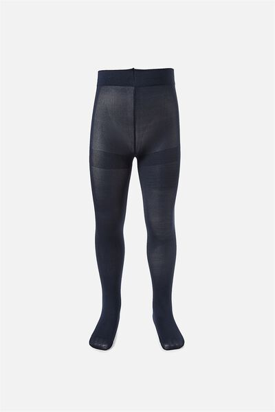 Opaque Tights, NAVY