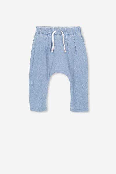 Alison Mini Pant, LT INDIGO BLUE