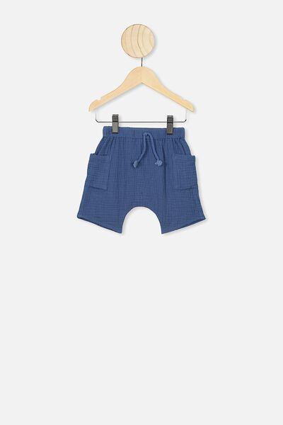 Jordan Shorts, PETTY BLUE